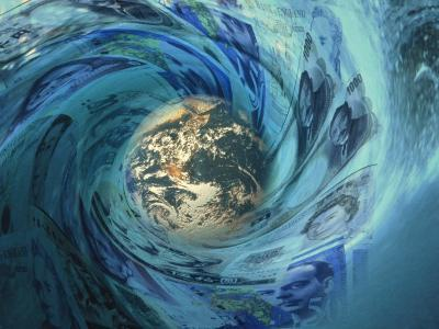 Earth Caught Up in Wave of International Currency