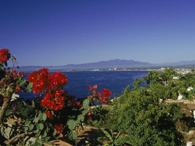 View of Puerto Vallarta, Mexico