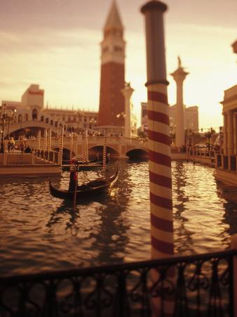 Venetian Theme Resort, Las Vegas