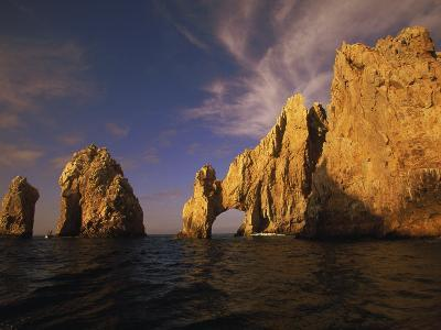 Rock Formations, Cabo San Lucas, Mexico
