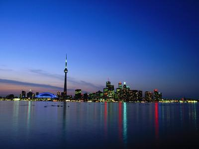 Ontario Skyline, Toronto, Canada