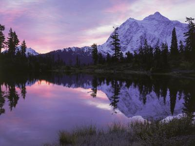 Mt. Baker Wilderness Area, WA