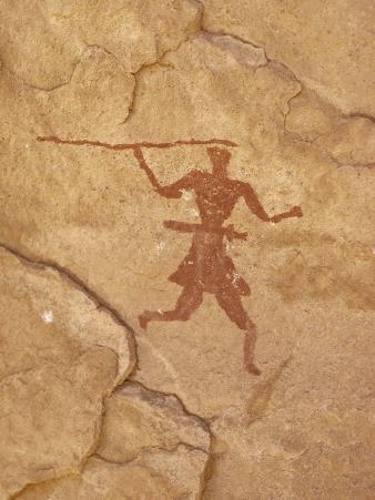 Ancient Rock Art at Tassili-N-Ajjer
