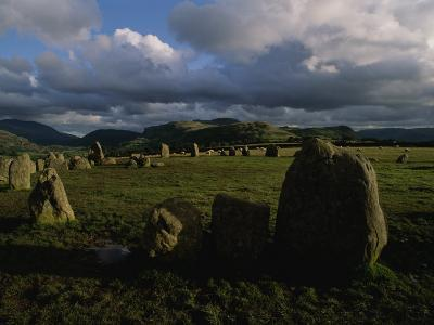 The Neolithic Castlerigg Stone Circle Dates to C. 3000 B.C.