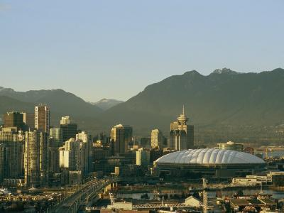 Vancouver, Home of the 2010 Winter Olympic Games
