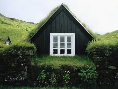 Skogar Folk Museum in the Southern Part of Iceland