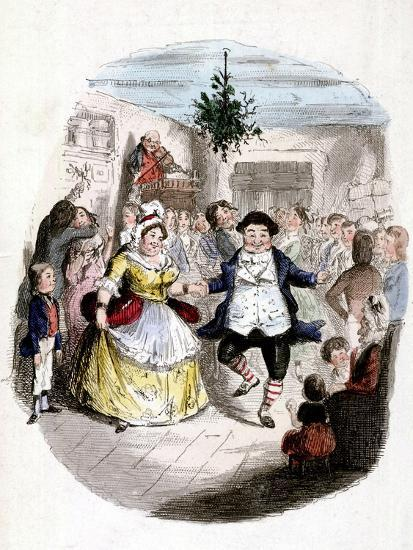 Illustration From Charles Dickens Quot A Christmas Carol