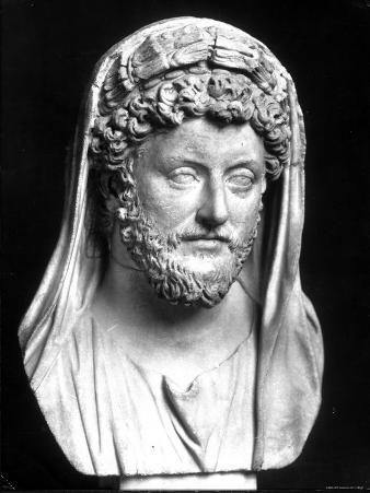 Bust of Marcus Aurelius, Roman Emperor