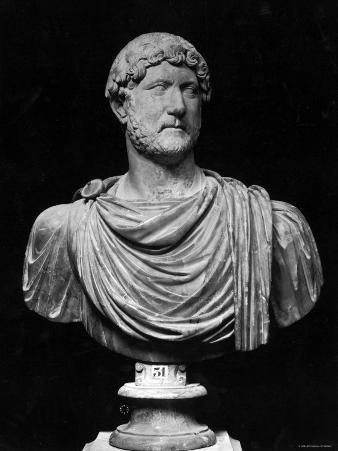 Bust of the Emperor of Rome, Hadrian