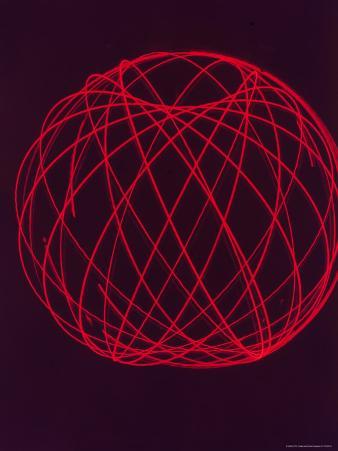 Plotting of Orbit of Sputnik I by Scientists at MIT