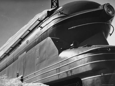 World's Fair Locomotive