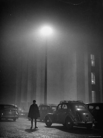 Paris in the Fog