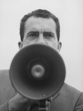 Vice President Richard Nixon