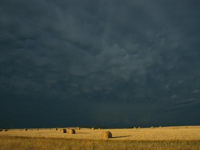 Clearing Storm in Western North Dakota