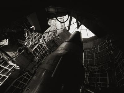 Titan II Missile Inside a Silo