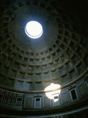 The Pantheon's Oculus