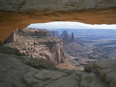 Mesa Arch in Utah's Canyonlands National Park