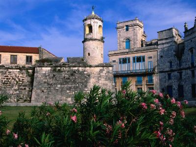 The Old Walled Fortress City of Old Havana, Havana, Cuba