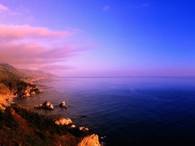 Big Sur Coastline, U.S.A.