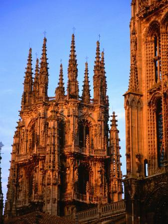 Gothic Cathedral, Burgos, Spain