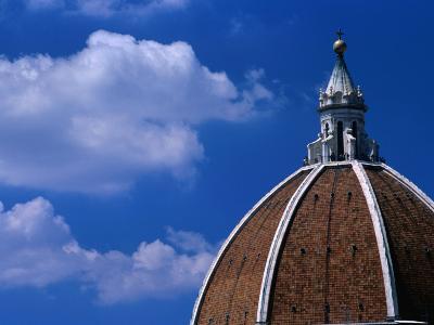 Dome of Il Duomo (Santa Maria Del Flore), Florence, Tuscany, Italy
