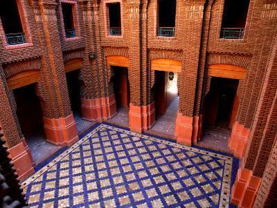Interior of Theatre Royale, Hivernage, Marrakesh, Morocco