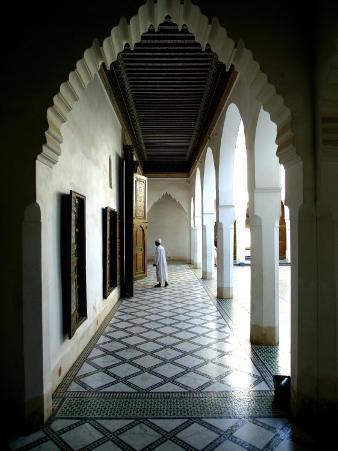 Palais De La Bahia, Marrakesh, Morocco