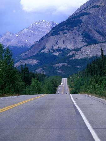 Icefield Parkway, Banff, Alberta, Canada