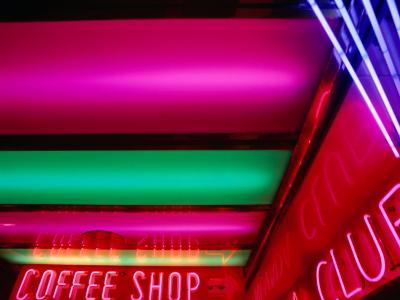 Neon Lights, Reno, Nevada, USA