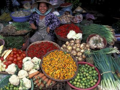 Dong Ba Market, Hue, Vietnam