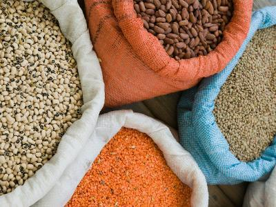 Produce Market, Ortygia Island, Syracuse, Sicily, Italy
