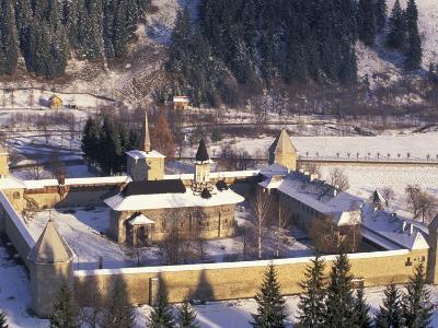 Suceava Monastery, Sucevita, Romania
