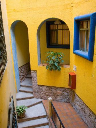 Hotel El Meson De Los Poetas, Guanajuato, Mexico