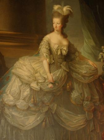 Portrait of Marie Antoinette, Versailles, France
