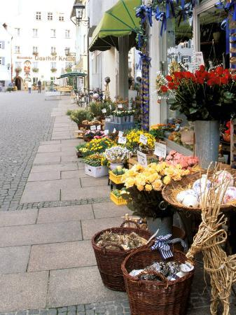 Flowers For Sale, Munich, Germany