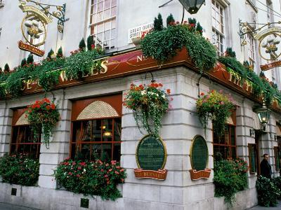 The Prince of Wales Pub, Covent Garden, London, England