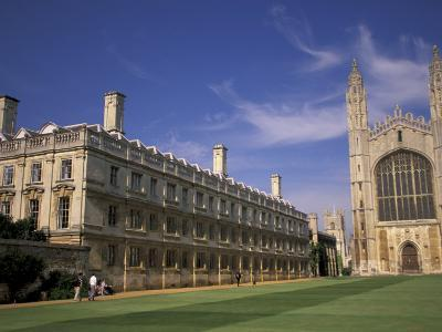 Kings College, Cambridge, England