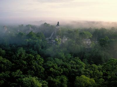 Tikal, Maya, Guatemala