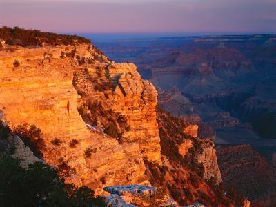 Grand Canyon from South Rim, Grand Canyon National Park, Arizona, USA