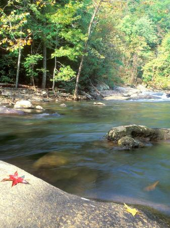 Bald River, Cherokee National Forest, Tennessee, USA