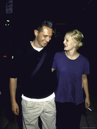 Actress Drew Barrymore and Husband, Bar Owner Jeremy Thomas