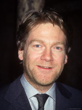 Actor Kenneth Branagh