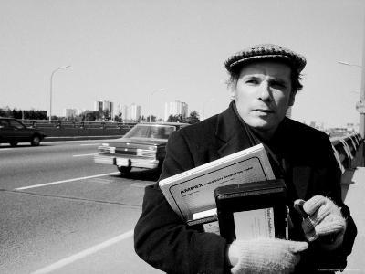 Pianist Glenn Gould