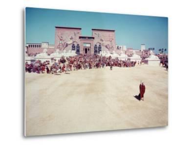 The Ten Commandments, Charlton Heston as Moses