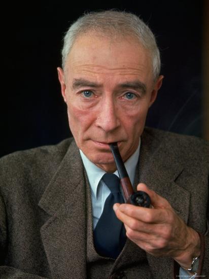 Nuclear Physicist Dr J Robert Oppenheimer