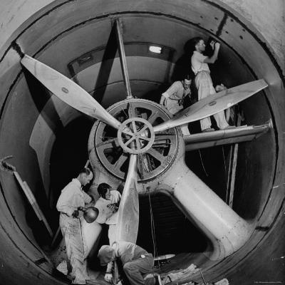 Scientists at California Institute of Technology Working on Large Propeller