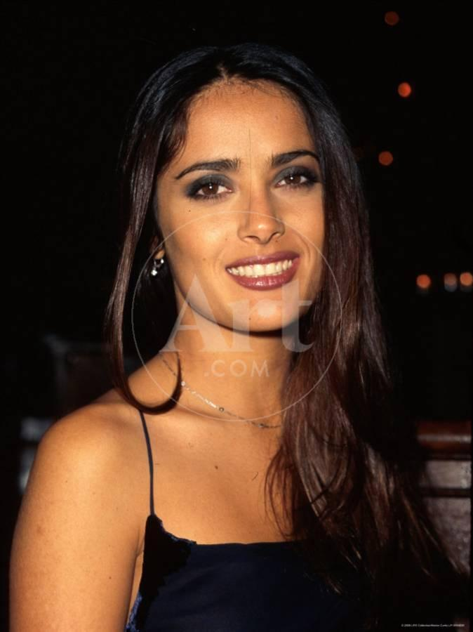 7759c724d4b Actress Salma Hayek at Screening of Her Tent Television Film
