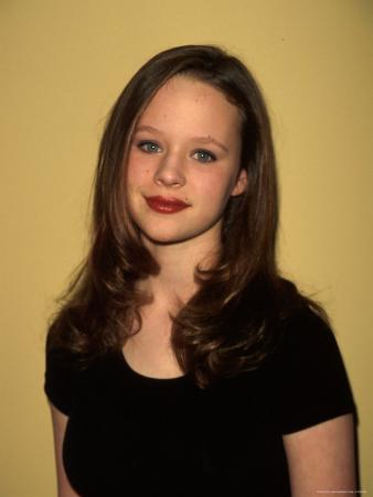 Actress Thora Birch