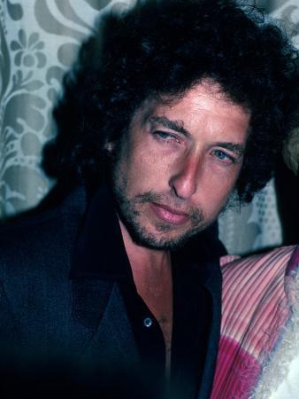 Singer and Songwriter Bob Dylan
