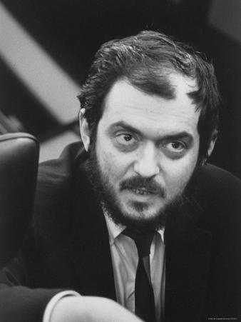 """Director, Stanley Kubrick, During Filming of His Movie """"2001: A Space Odyssey"""""""